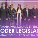 Poder Legislativo - Vereadores 2021/2024