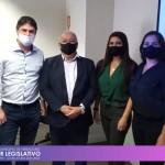 Curso de capacitação, controle e orientação, promovido pela UVERGS – União dos Vereadores do Rio Grande do Sul