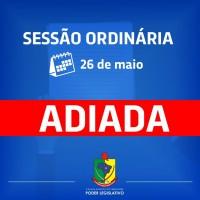 SESSÃO ADIADA.